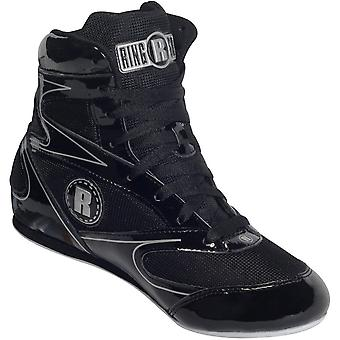 Ringside Lo-Top Diablo Boxing Shoes - Black