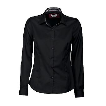 J Harvest & Frost Ladies 20 Button Up Formal Shirt