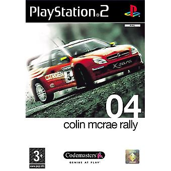 Colin McRae Rally 4 (PS2) - New Factory Sealed