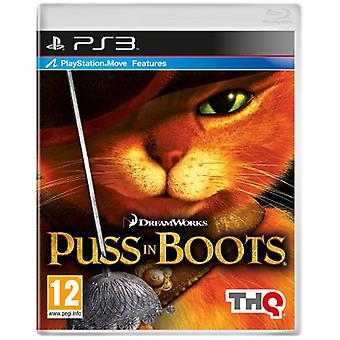 Puss in Boots (PS3) - New