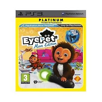 EyePet Move Edition - Platina (PS3) - Novo
