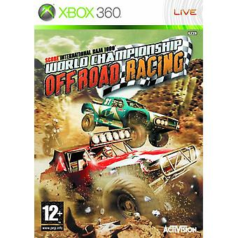 World Championship Off Road Racing (Xbox 360) - New