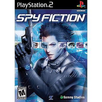 Spy fiction (PS2)-ny