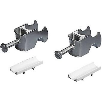 Rittal DK 7077.000 Cable clip Steel plate 25 pc(s)