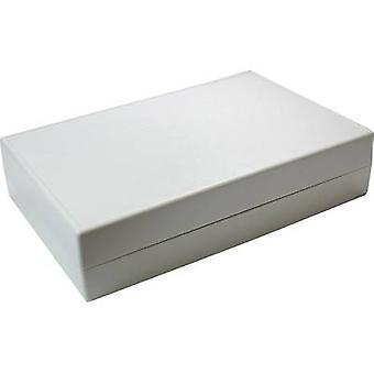 Axxatronic CRDCG0008-CON Universal enclosure 220 x 145 x 50 Acrylonitrile butadiene styrene Grey-white (RAL 7035) 1 pc(s)