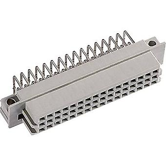 Edge connector (receptacle) 116-90064 Total number of pins 48 No. of rows 3 ept 1 pc(s)