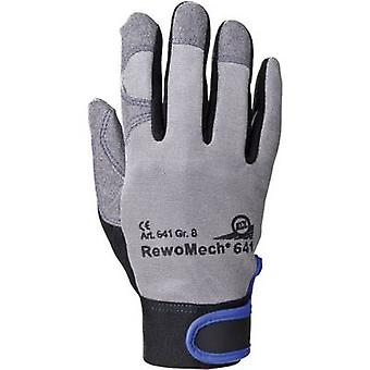 KCL RewoMech 641 641 Polyamide Protective glove Size (gloves): 8, M EN 388 CAT II 1 pair