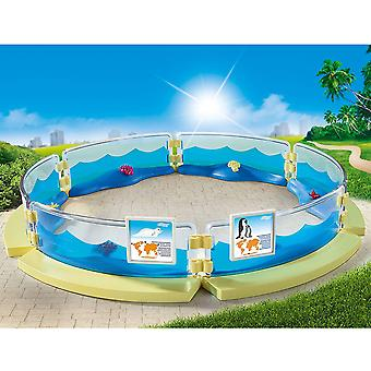 Playmobil 9063 Family Fun Aquarium Behuizing