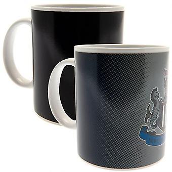 Newcastle United Heat Changing Mug