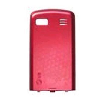 LG Xenon GR500 Batteriefach (rot)