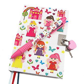 Fairies sparkly secret diary
