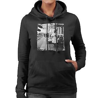 TV Times Sister Rosetta Tharpe Blues Gospel Train Women's Hooded Sweatshirt