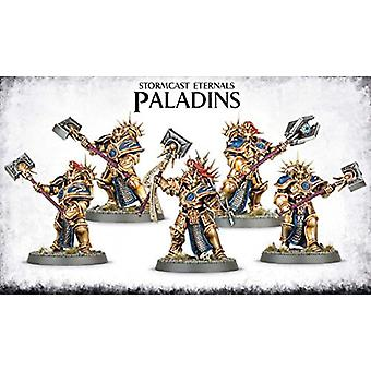 Games Workshop Warhammer Stormcast eternos paladinos