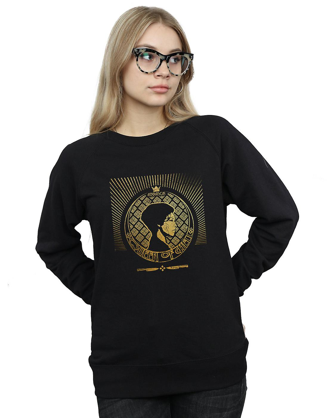 Supernatural Women's Abbadon Crest Sweatshirt