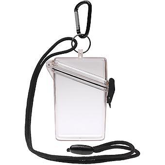Witz Keep It Clear Lightweight Waterproof Sport Case - Clear