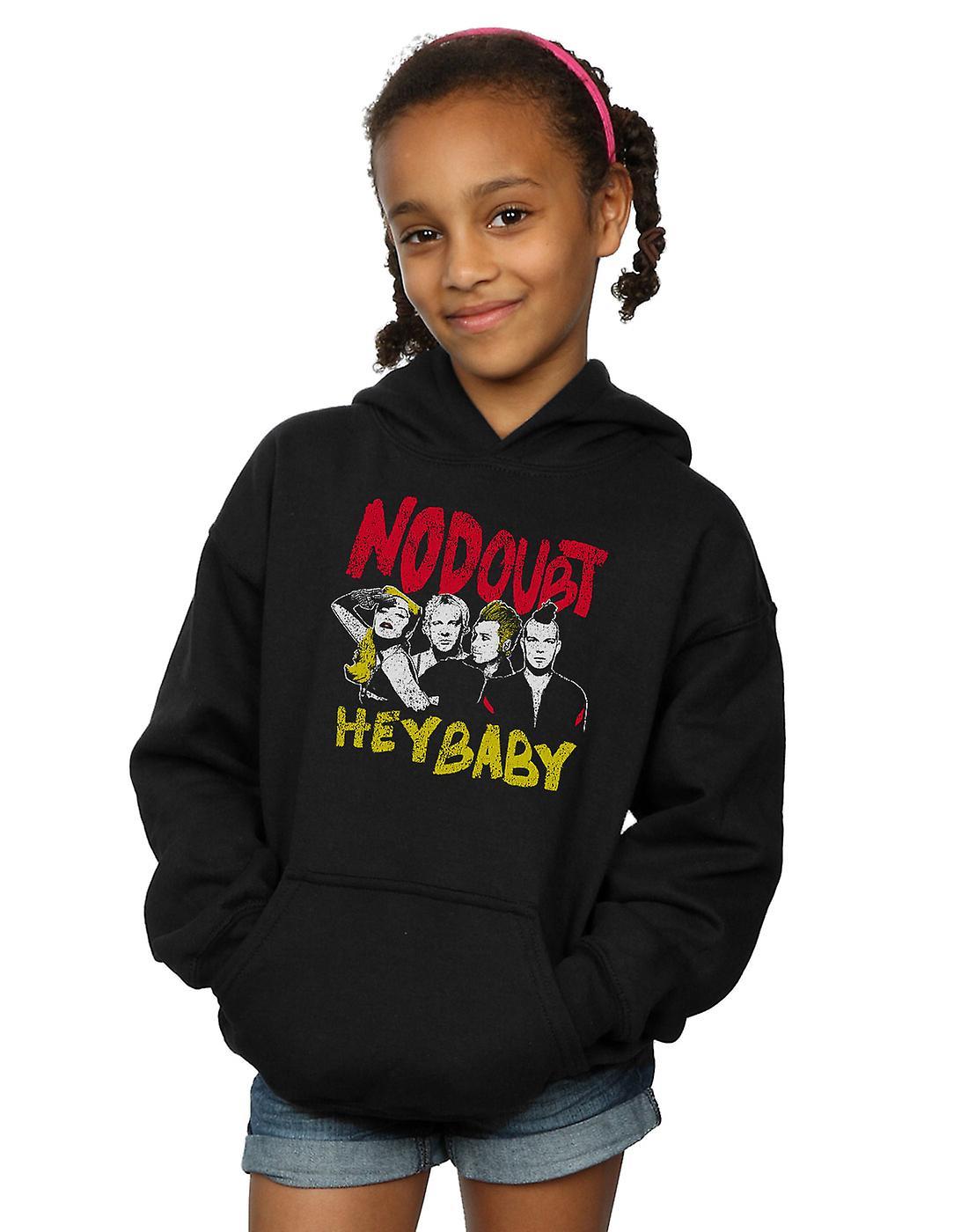 No Doubt Girls Hey Baby Hoodie