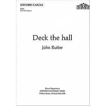 Dekk Hall - vokal Score av John Rutter - 9780193431379 bok