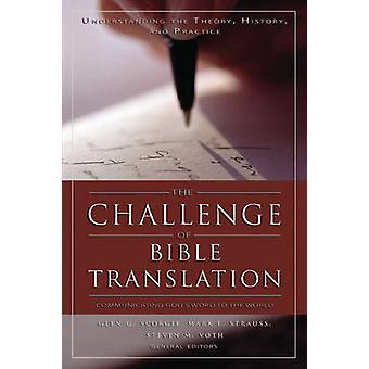 Utmaningen att bibelöversättning - kommunicera Guds ord till W