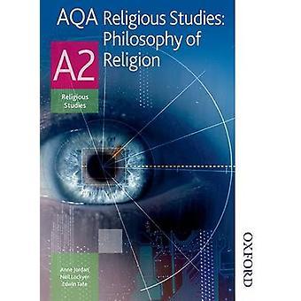 AQA 宗教学 A2 - 宗教 - A によって学生の本の哲学