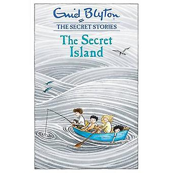 The Secret Island by Enid Blyton - 9781444921106 Book