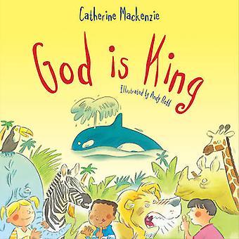 Dieu est roi par Catherine MacKenzie - Andy Robb - 9781781911334 livre