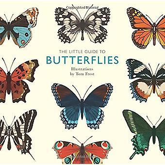 Den lilla guiden till fjärilar av Tom Frost - 9781787130340 bok