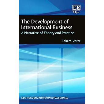 Rozwój biznesu międzynarodowego - opowieść o teorii i