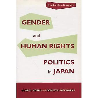 Kjønn og menneskerettigheter politikk i Japan: Global normer og nasjonale nettverk