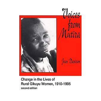 Voices from Mutira: verandering in het leven van de landelijke Gikuyu vrouwen, 1910-1995