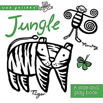 Jungle: Une diapositive et Play Book (Wee Gallery)