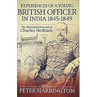 Upplevelser av en ung brittisk Officer i Indien, 1845-1849: journalen illustrerad av Charles Nedham