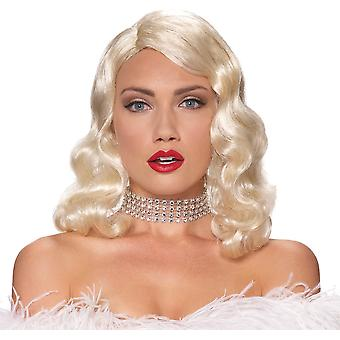 Fatale Blonde Wig For Women
