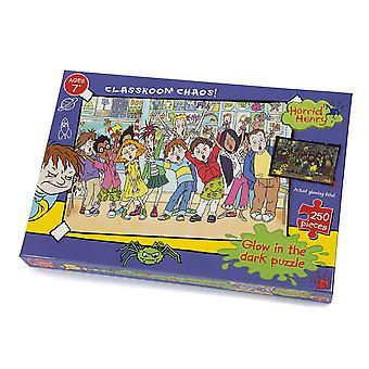 ポール ラモンド ・忌まわしいヘンリー教室パズル (250 本入)