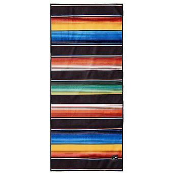 Slowtide Joaquin Beach Towel in Black