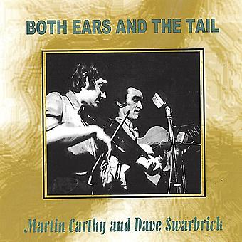 Carthy/Swarbrick - Both Ears & the Tail [CD] USA import