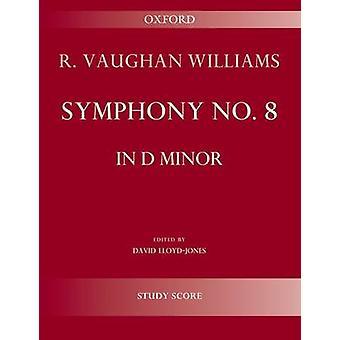 Symphony No. 8 - Study Score by Ralph Vaughan Williams - David Lloyd-J
