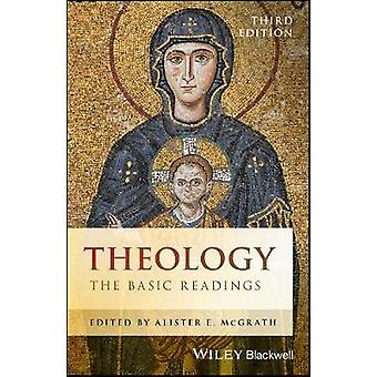 Theology - The Basic Readings by Alister E. McGrath - 9781119158158 Bo