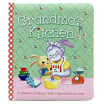Grandma's Kitchen - A Sweet Story with a Spoonful of Love by Madison L