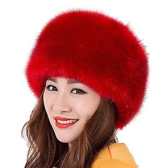 Frauen & #039; s faux fur Winter warm russisch Stil Hut