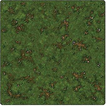 Grassy Field PLAYMAT Runewars miniaturas juego