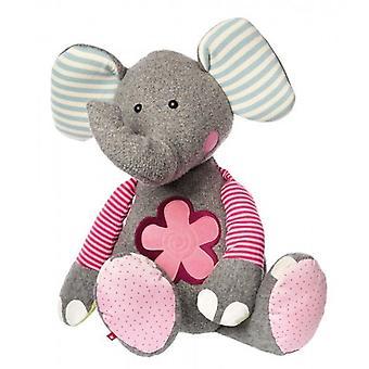 Sigikid halata Elephant XXL Patchwork Sweety