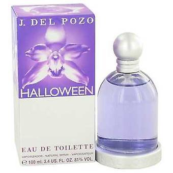 Halloween By Jesus Del Pozo Eau De Toilette Spray 3.4 Oz (women) V728-413813