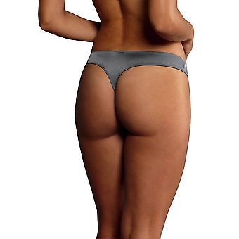 Rosa Faia 1396-464 Women's Mila Storm Grey Motif Thong