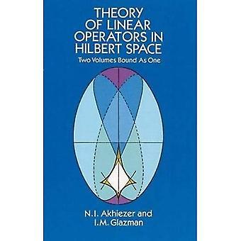 Teoria operatorów liniowych w przestrzeni Hilberta