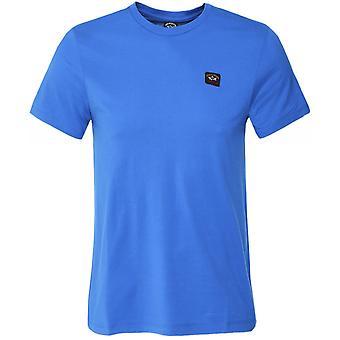 Paul and Shark Crew Neck Cotton T-Shirt