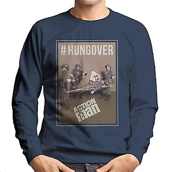 Action Mann Hungover Men's Sweatshirt