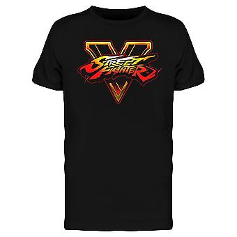 Street Fighter V Video Game tee Men ' s-Capcom designs