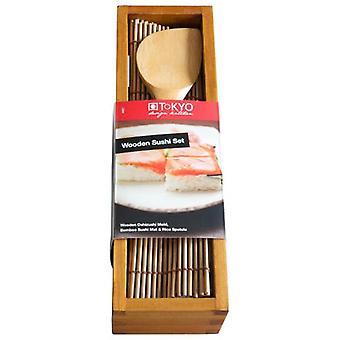 TDK Fzsushi Mold Peddle & Mat 26.5X6.5X7.8Cm (Kitchen , Cookware , Kitchen Gadgets)