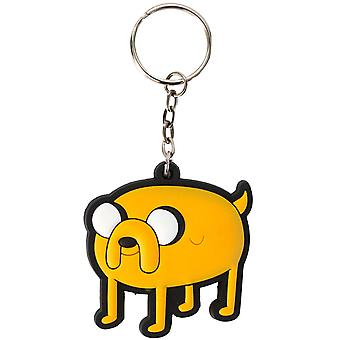 Adventure Time Jake Keychain