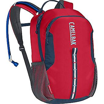 CamelBak Scout - Unisex Adult Backpack - Crimson Red/Blue - 50 oz